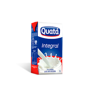 Leite Lv Quata Integral 1L