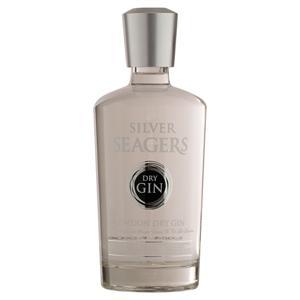 Gin London Dry Silver Seagers Garrafa 750ml