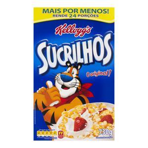 Cereal Matinal Kellogg's Sucrilhos 730g