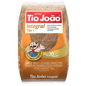 Arroz  Integral Tio João 1kg