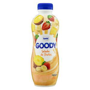 Bebida Láctea Fermentada Salada de Frutas Itambé Goody Garrafa 850g