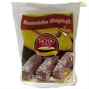Bananinha TACHÃO Original 250g