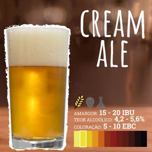 Receita Cream Ale