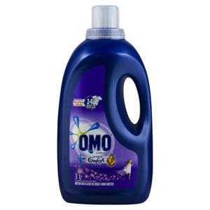 Lava-Roupas Líquido Um Toque de Comfort Lilás Omo Galão 3l