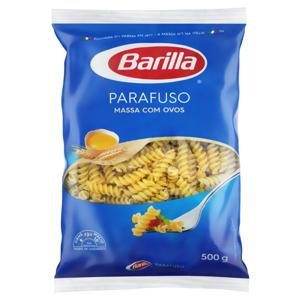 Macarrão com Ovos Parafuso Barilla Pacote 500g