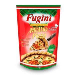 Molho de Tomate FUGINI Pizza Sachê 340g