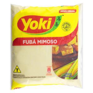Fubá Mimoso Yoki Pacote 500g