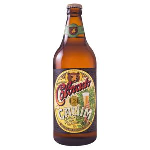 Cerveja Pilsen Cauim Colorado Garrafa 600ml