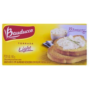 Torrada Light Bauducco Pacote 160g