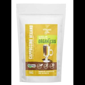 Cappuccino Vegano Orgânico 200g - Viapax