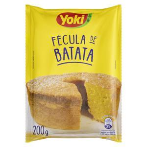 Fécula de Batata Yoki Pacote 200g