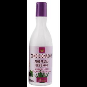 Condicionador Frutas Uva e Noni Live Aloe 300ml