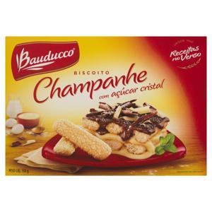 Biscoito Champagne com Açúcar Bauducco Caixa 150g
