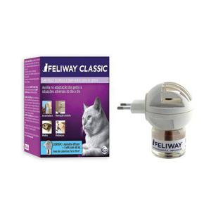 Feliway Completo Ceva Difusor Elétrico + Refil 48ml