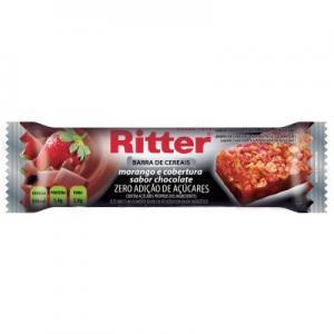 Barra Cereal Ritter 25G Mor Choc.Zero