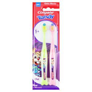 Escova Dental Infantil Macia Tandy Cartela 2 Unidades
