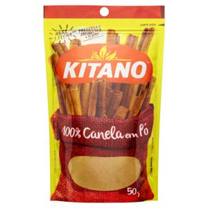 Canela em Pó Kitano Pacote 50g