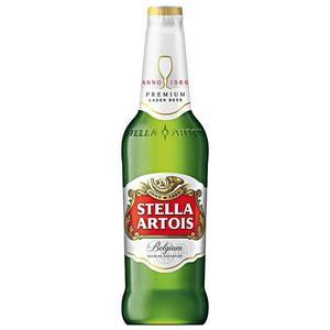 Cerveja STELLA ARTOIS Garrafa 550ml