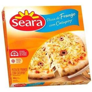 Pizza SEARA Frango e Queijo 460g