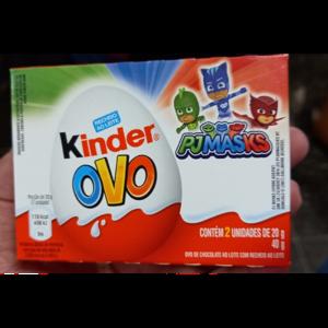 Chocolate Kinder Ovo 40g 2x1 PJ Masks