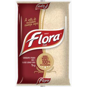 Arroz 1Kg Flora