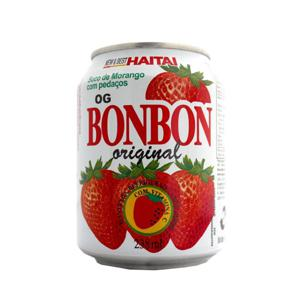 Suco Haitai 235Ml Bonbon Morango