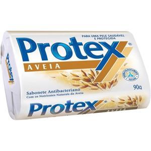 Sabonete Antibacteriano Protex 85gr Aveia