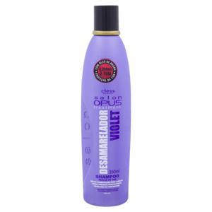 Shampoo 350ml Desamarelador Salon Opus Violet