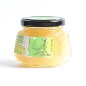 Geleia de Limão Siciliano 185g - Porteira Verde