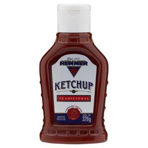 Ketchup Tradicional Hemmer Squeeze 320g