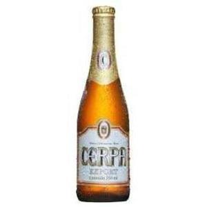 Cerveja CERPA Long Neck 350ml