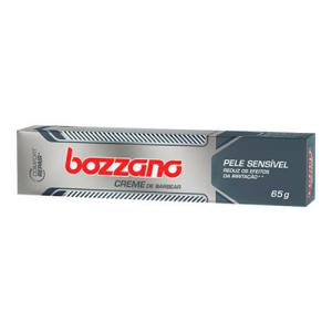 Creme de Barbear BOZZANO Pele Sensivel 65g