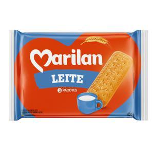 Biscoito Leite Marilan Pacote 400g