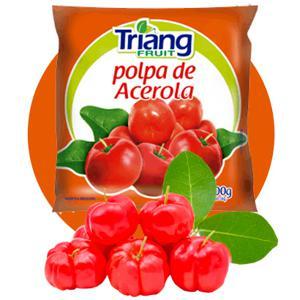 Polpa de Fruta TRIANG Acerola 100g