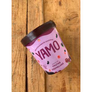 Sorvete Vegano Yamo 455ml - Frutas Vermelhas
