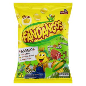 Salgadinho de Milho Queijo Elma Chips Fandangos Pacote 59g