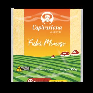 Fubá Mimoso Capivariana 500g