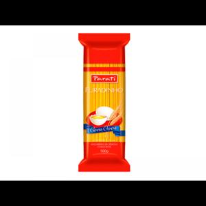 Macarrão Parati C/ Ovos Furadinho 500g
