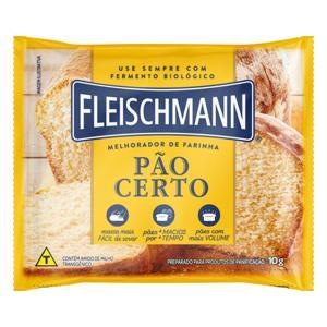 Melhorador de Farinha para Pães Fleischmann Pão Certo Envelope 10g