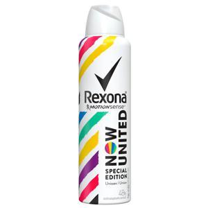 Desodorante Aerosol 150ml Rexona Now United