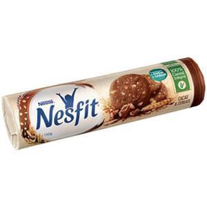 Biscoito Doce Nesfit Cacau e Cereais 160g