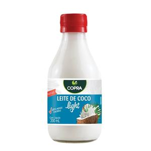 Leite de Coco COPRA Light 200ml