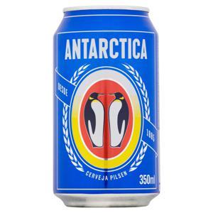 Cerveja Pilsen Antarctica Lata 350ml
