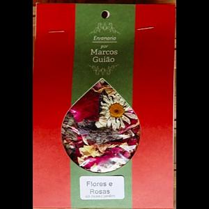 Flores e rosas agroecológicas - 20g - Ervanaria Marcos Guião
