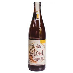 Cerveja White Stout com Café Orgânica 500ml - Stein Haus