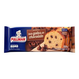 Bolo Baunilha com Gotas de Chocolate Pullman  250g