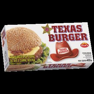 Texas Burguer SEARA 672g