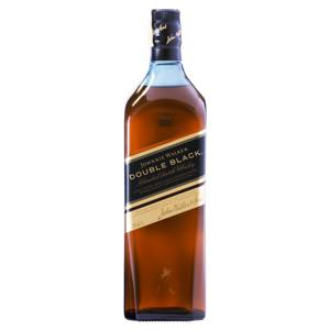 Whisky Escocês Blended Johnnie Walker Double Black Garrafa 1l