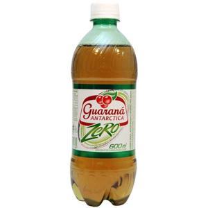 Refrigerante GUARANÁ ANTARCTICA Zero Açúcar 600ml