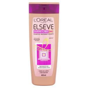 Shampoo 400ml Elseve Quera-Liso